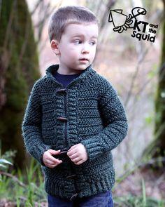 Patroon haak, haak childrens vest jongens vest, meisjes vest, vest voor kinderen, haak, top-down, rits of knoop