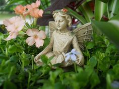 "Fairy ""Miriam"" offered exclusively by www.wholesalefairygardens.com"