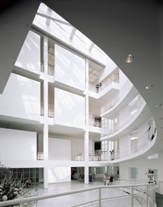 High Museum of Art (Richard Meier) That damn infectious white modernistic…