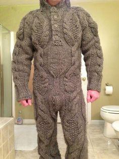 Jersey de lana versión droide XDD