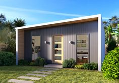 Instant Home Solutions offers high quality, affordable kit homes and portable housing solutions. All solutions are certified to Australian standards. Granny Flat, Kit Homes, Floor Plans, Building, Places, Outdoor Decor, Design, Home Decor, Decoration Home