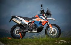 KTM 790 Adventure Rally - Real Time - Diet, Exercise, Fitness, Finance You for Healthy articles ideas New Ktm, Ktm Factory, Ktm Adventure, Cool Dirt Bikes, Ktm 450, Motocross Bikes, Racing Seats, Online Bike, New Honda