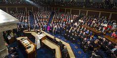 Histórico discurso del pontífice ante el Congreso de Estados Unidos.