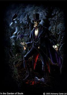 a Alchemy Gothic - Page 2 Dark Fantasy Art, Dark Art, Ying Y Yang, Baron Samedi, Arte Alien, Gothic Artwork, Alchemy Art, Satanic Art, Chicano Art