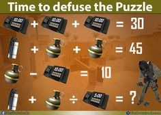 95% will fail to answer this Counter Strike Puzzle – Math Puzzles Only for Geniuses