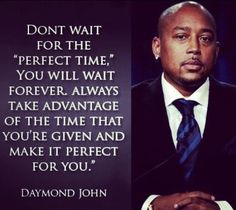 Top ten quotes from Daymong John #fubu #entrepreneur #quotes. In this high-energy, inspiring Keynote, Daymond will give you specific steps to supercharge your personal as well as professional brand and transfer that power into your job, company, products and services. You'll hear his compelling stories about his rags-to-riches journey, and discover the techniques that helped him expand his brand into dozens of countries worldwide. #ASINY