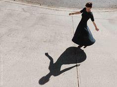 Dancing Shadow by Sadie Culberson for Stocksy United