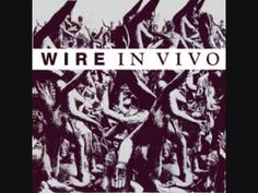 """In Vivo"" by Wire (1989)"