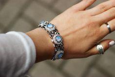 Little Magpie x Lolu Rhoda Magpie, Strands, Personal Style, Gemstones, Diamond, Bracelets, Beauty, Jewelry, Fashion