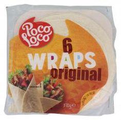 myTime Angebote Poco Loco Wraps: Category: Brot, Cerealien & Backwaren > Brot > Wraps und Fladenbrote Item number:…%#lebensmittel% Wraps, Snack Recipes, Snacks, Bakery, Food, Baking Supplies, Foods, Flat Bread, Tapas Food