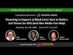 Parenting in Support of Black Lives: How to Build a Just Future for Kids... Mental Health Programs, University Center, Race In America, National Book Award, Fiction And Nonfiction, Children And Family, Happy Kids, Oppression