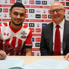 Southampton sign Sofiane Boufal from Lille for club-record fee
