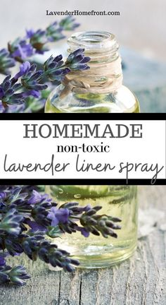 Lavendar Oil, Lavender Leaves, Lavender Room, Homemade Cleaning Products, Natural Cleaning Products, Diy Lavender Beauty Products, Essential Oil Spray, Essential Oil Blends, Peace
