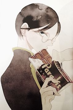 Nakamura Asumiko / source : readingyaoi.tumblr.com