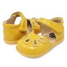 PETAL Mary Jane | Yellow