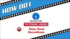 SBI INB: State Bank Samadhaan App