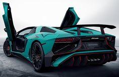 Lamborghini Aventador LP750-4 Superveloce Roadster (Foto: Reprodução)