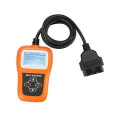 74.26$  Watch here - http://alif8l.worldwells.pw/go.php?t=32349207297 - Handheld Mini VAG505 obd2 Diagnostic Tool Car Styling OBD2 Code Reader OBDII Mini VAG505 Super Professional Scanner