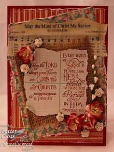 Hymn #5, May the Mind of Christ My Savior