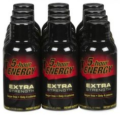 a bad experience with the 5 hour energy drink The name 5-hour energy kind of gave it away that it'd pass through my system quickly, and i'd have to take it daily to have a daily effect the advantage of vitamin b pills is that it's pennies per dose.