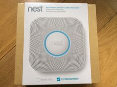 The / Nest Protect - Just for smoke and carbon monoxide protection at home via Nest, Smoke, Nest Box, Smoking, Acting