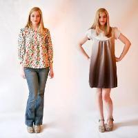 Zsálya Top & Dress PDF Sewing Pattern - via @Craftsy