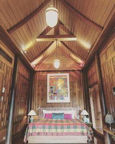 Chakrabongse Villas  #ChakrabongseVillas #PhraNakhon #MyKrungthep #Bangkok Suite Life, Hidden Treasures, Villas, Bangkok, Teak, Gazebo, Outdoor Structures, River, Bedroom