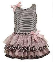 Resultado de imagen para modelos vestidos para niña casuales