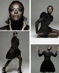 LOVE LOVE LOVE Ms. Viola Davis!!! Extraordinary yet underrated talent...Inspiration.Motivation.Liberation