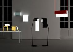recto-verso lamp collection bina baitel studio designboom