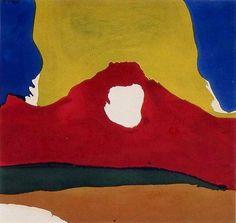 Helen Frankenthaler (American, 1928-2011): Floe IV, 1965. Acrylic emulsion on canvas