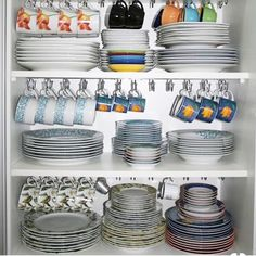 Kitchen Organization Pantry, Kitchen Storage Solutions, Home Organization, Hidden Kitchen, Kitchen Sets, Cabnits Kitchen, Kitchen Cabinets, Above Cabinets, Kitchen Decor Themes