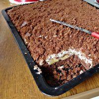 Recept : Krtkův dort na plechu | ReceptyOnLine.cz - kuchařka, recepty a inspirace