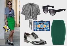 Street Style: Πώς φορούν οι fashionistas τα έντονα prints;