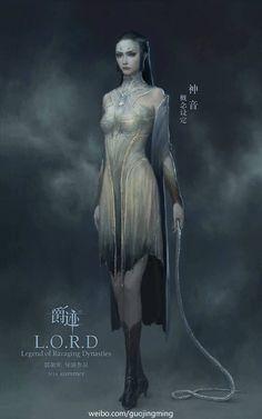 Second batch of stills for Guo Jing Ming's Ice Fantasy and LORD Dark Fantasy, 3d Fantasy, Fantasy Dress, Fantasy Girl, Fantasy Artwork, Inspiration Drawing, Character Design Inspiration, Character Concept, Character Art
