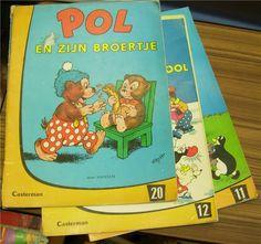 Stripverhalen Pol, Pel en Pingo