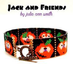 JACK AND FRIENDS Bracelet Pattern | Bead-Patterns