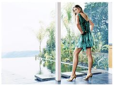 Maria Sharapova - Vogue, March 2005