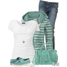 weekend outfit, cute hoodie outfits, color, white shirts, mint, white outfits, casual looks, casual outfits, shoe