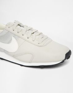 Image 4 of Nike Pre Montreal Racer Vintage Grey Trainers
