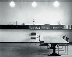 Marcel Breuer (1902-1981): Design & Architecture |Piscator apartment Berlin 1927
