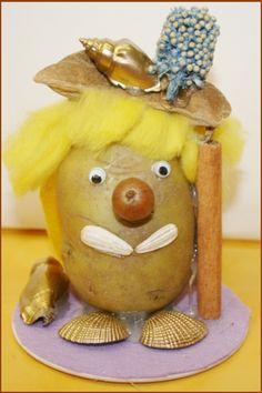 kartoffelkönig Dramatic Play, Blue Nails, Summer Nails, Art For Kids, Teddy Bear, Diy Crafts, Christmas Ornaments, Toys, Holiday Decor