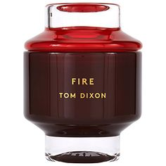 Tom Dixon Fire Scented Candle, Large #valentines #gifts #candle
