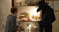 Военно-медицинский музей приглашает на музейное представление, посвященное анатомическим театрам.