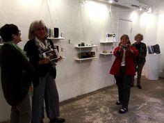 The Anna Maria Saroni Community Gallery @ the Tarnoff Art Center