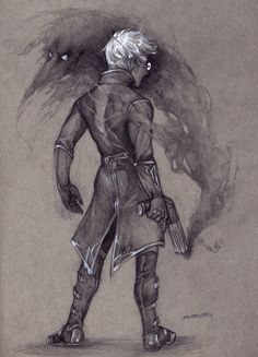 No Mercy Percy with Orthax Dungeons And Dragons, Critical Role Fan Art, Character Design, Character Art, Game Art, Illustration Character Design, Fantasy Art, Critical Role Characters, Artwork