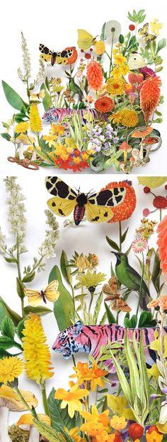collage by clare celeste borsch