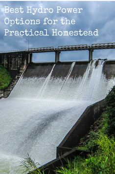Hydropower is a great renewable energy resource to have going for you and your family. Here's how to go about setting up a DIY system yourself including all the tools you'll need or simply getting products that provide the full package! Renewable Energy News, Renewable Energy Projects, Sustainable Energy, Alternative Energy, Solar Power, Videos, Homesteading, Green, Articles