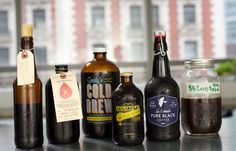 Celebrating the Summer of Cold Brew Coffee, and Our Favorite Commerical Versions - Bon Appétit
