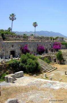 Die Burg Neratzia in Kos-Stadt. #Kos #Insel #Griechenland #greece #island #Dodekanes #InselKos #KosIsland
